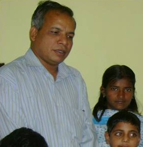 Photo of Vijay Kumar